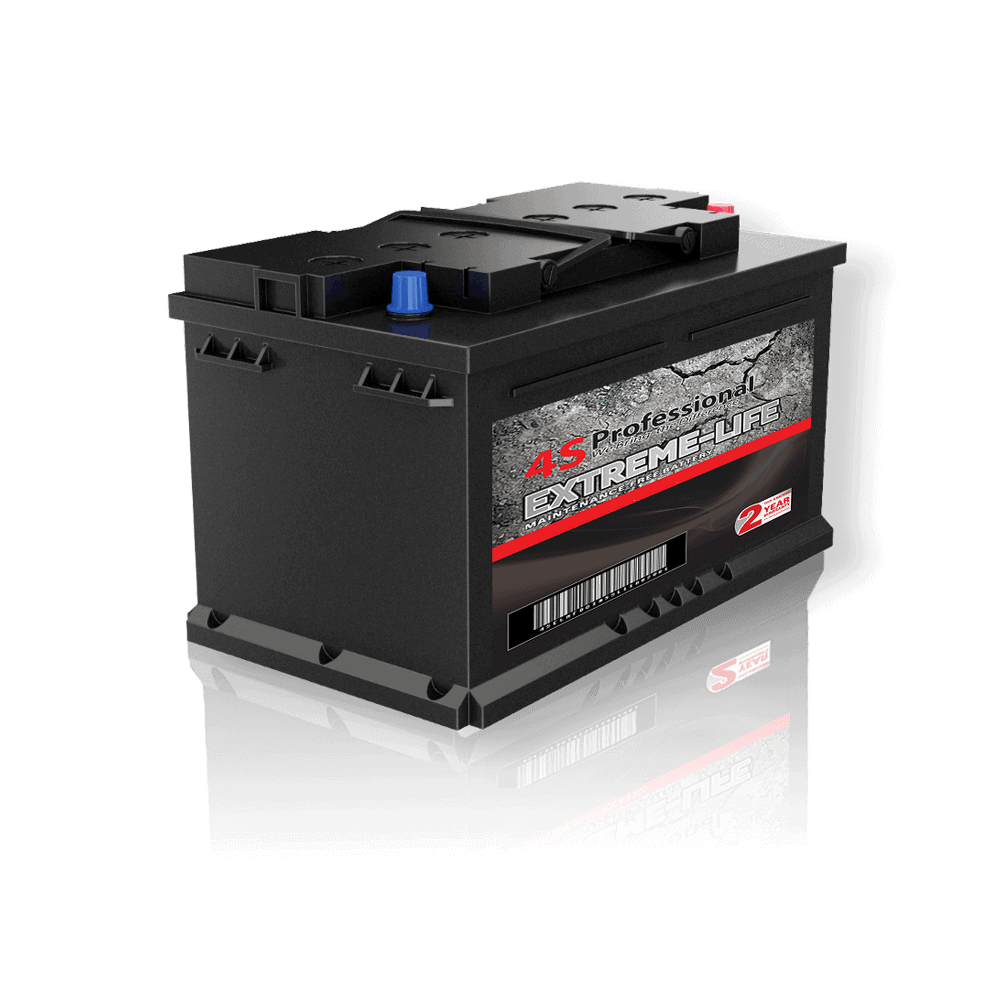 Chevrolet Orlando DIN66L Extreme-Life Series Car Battery